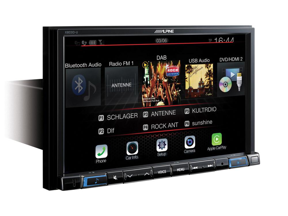 Navigation-System-X803DC-U-with-DAB-Radio-Bluetooth-DVD